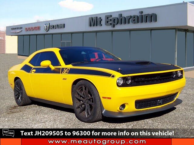 2018 Dodge Challenger T/A 392 RWD