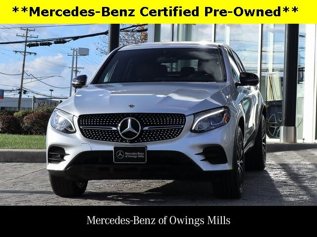 2019 Mercedes-Benz GLC-Class GLC 300 4MATIC Coupe AWD