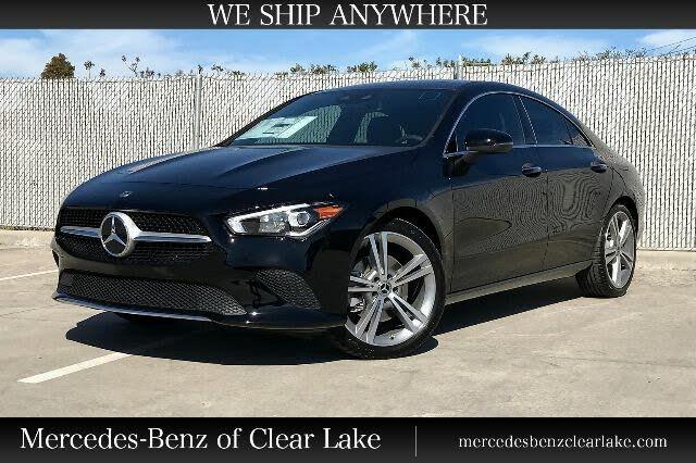 2021 Mercedes-Benz CLA-Class CLA 250 FWD