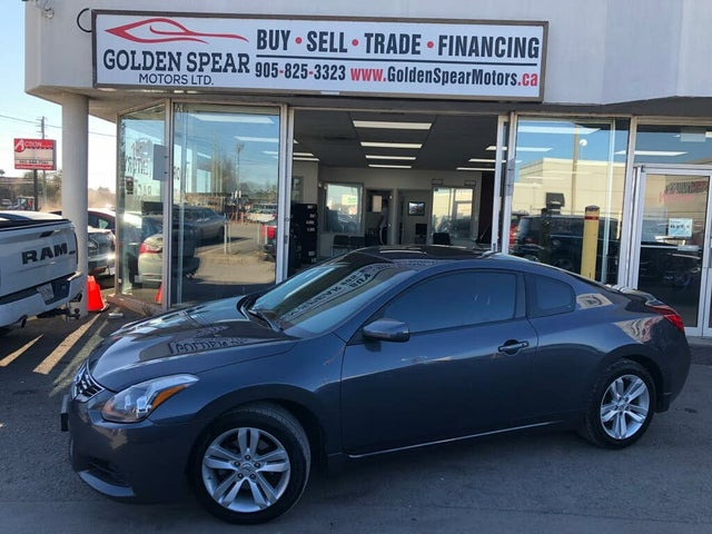 2012 Nissan Altima Coupe 2.5 S