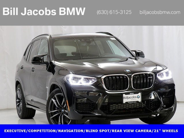 Used 2020 BMW X3 M Competition AWD for Sale Right Now ...