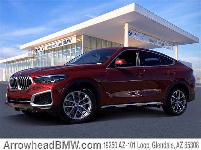2021 BMW X6 xDrive40i AWD