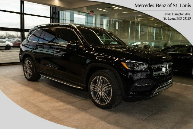 2021 Mercedes-Benz GLS-Class for Sale in Carbondale, IL - CarGurus