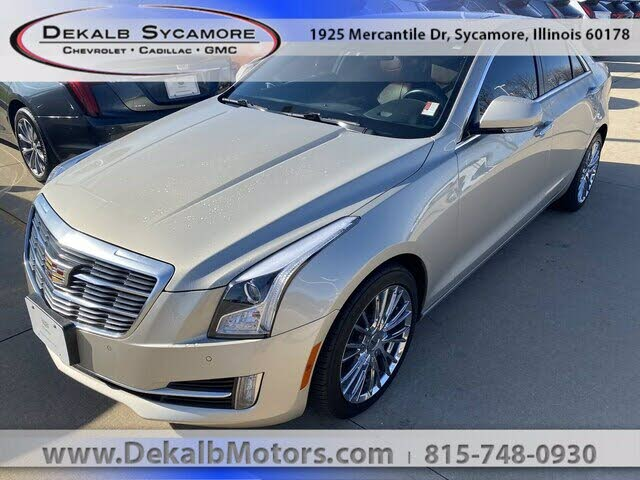 2016 Cadillac ATS 2.0T Performance AWD