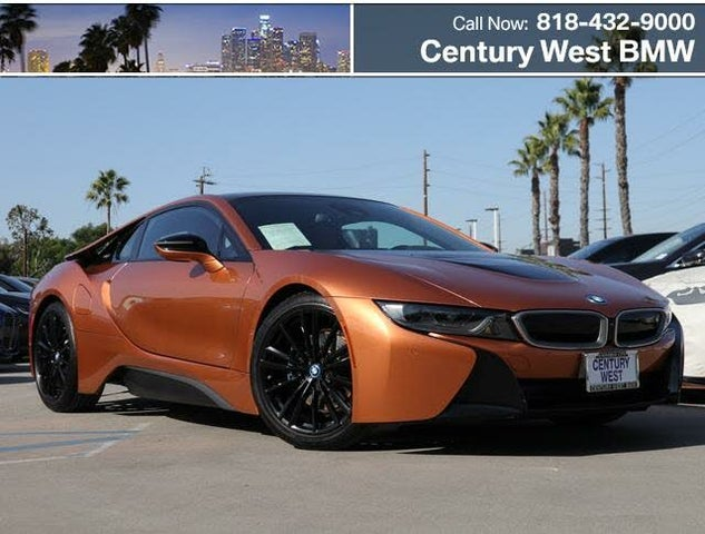 2019 BMW i8 Coupe AWD