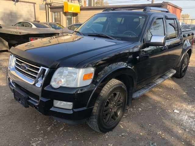 2008 Ford Explorer Sport Trac Limited V8 4WD