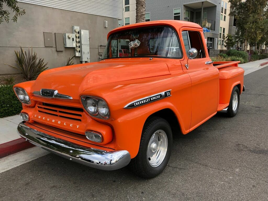 Used 1958 Chevrolet Apache For Sale Right Now Cargurus