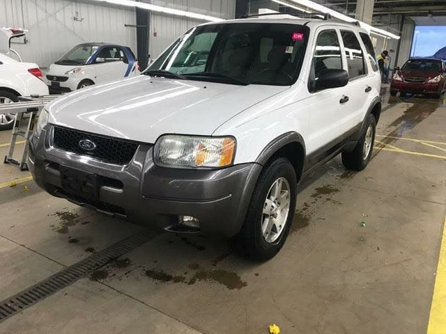 2004 Ford Escape XLT AWD