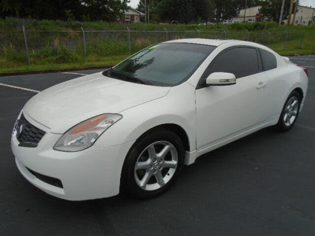 2008 Nissan Altima Coupe 3.5 SE