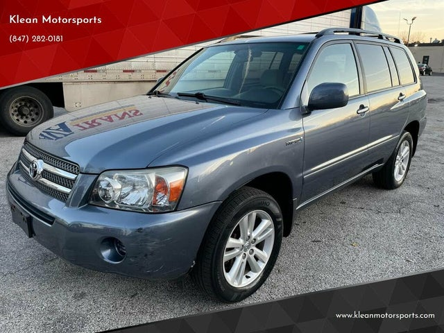 2006 Toyota Highlander Hybrid Base AWD