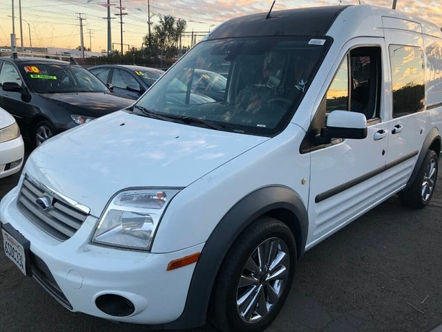 2011 Ford Transit Connect Wagon XLT FWD