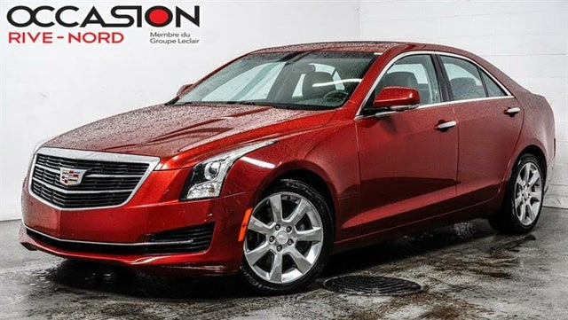 2016 Cadillac ATS 2.0T Luxury AWD for Sale in Montreal, QC ...