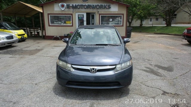 2004 Honda Civic Coupe DX