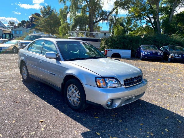 2004 Subaru Outback Limited
