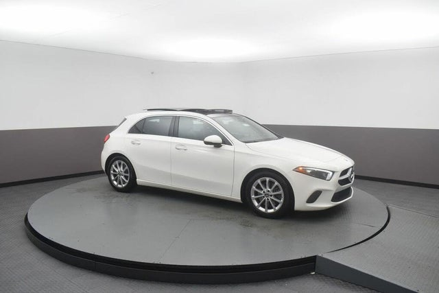 2019 Mercedes-Benz A-Class A 250 Hatchback 4MATIC AWD
