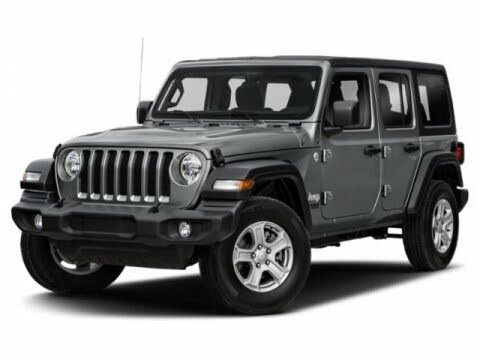 2021 Jeep Wrangler Unlimited Willys Sport 4WD
