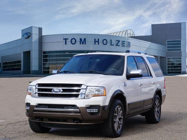 2017 Ford Expedition King Ranch 4WD