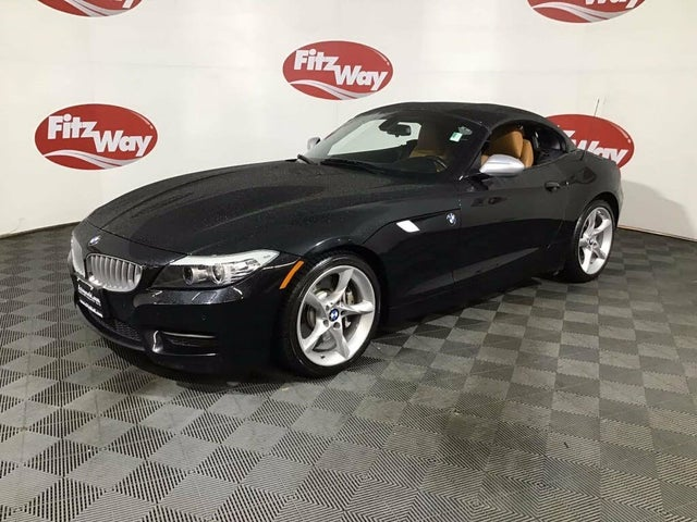 2013 BMW Z4 sDrive35is Roadster RWD