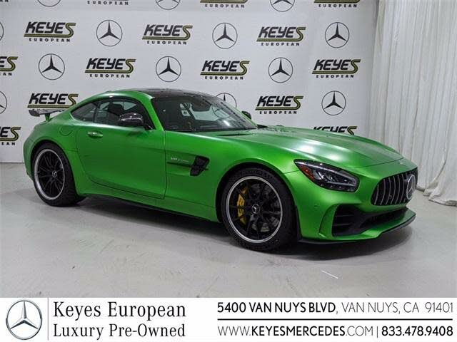 2020 Mercedes-Benz AMG GT R Coupe RWD