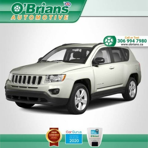 2013 Jeep Compass North 4WD