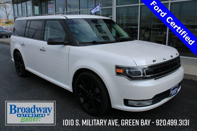 2018 Ford Flex Limited AWD with Ecoboost