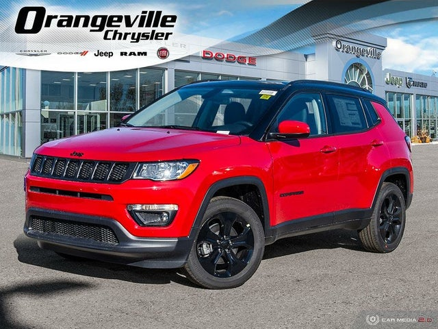 2021 Jeep Compass 80th Anniversary Edition 4WD