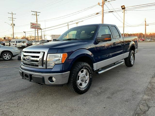 2010 Ford F-150 FX4 SuperCab 4WD