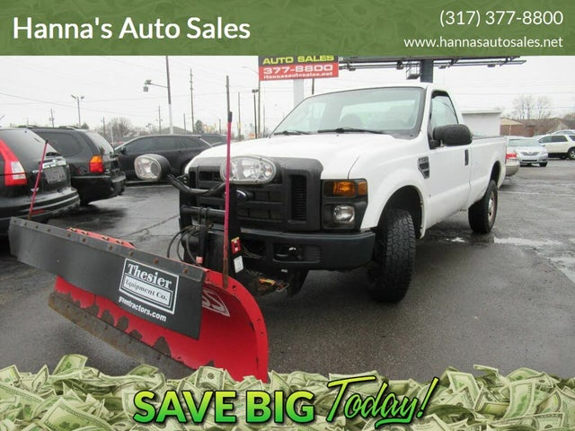 2008 Ford F-250 Super Duty XLT 4WD