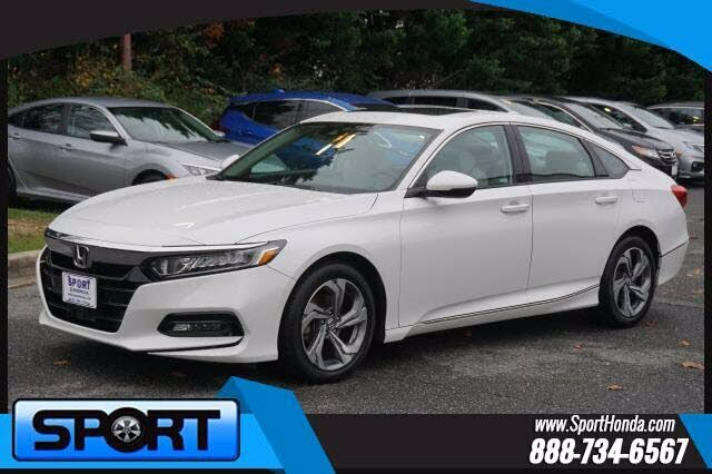2018 Honda Accord 1.5T EX-L FWD with Navigation