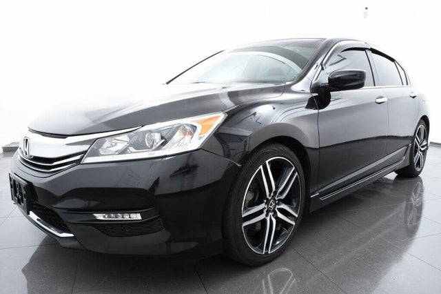 Used 2016 Honda Accord Sport For Sale Right Now Cargurus