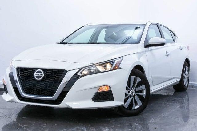 2019 Nissan Altima 2.5 S FWD