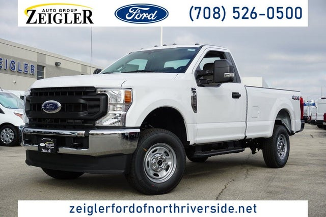 2020 Ford F-250 Super Duty XL LB 4WD