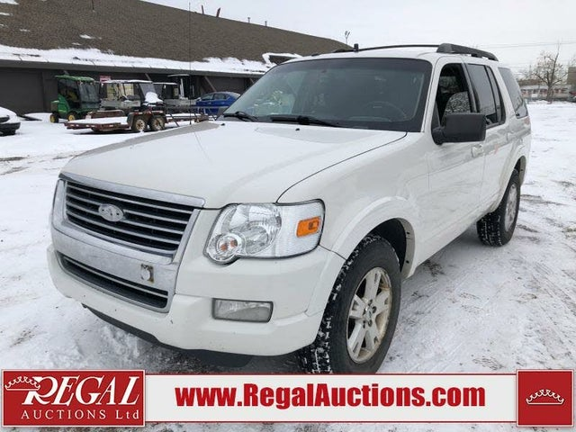 2009 Ford Explorer XLT 4WD