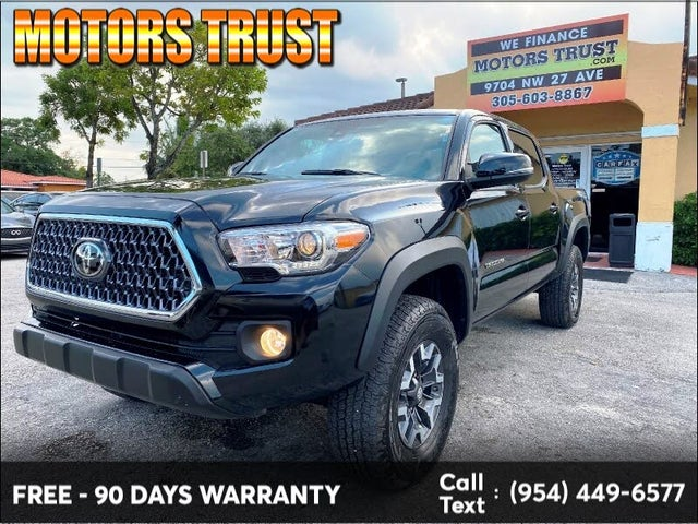 2020 Toyota Tacoma TRD Off Road Double Cab 4WD