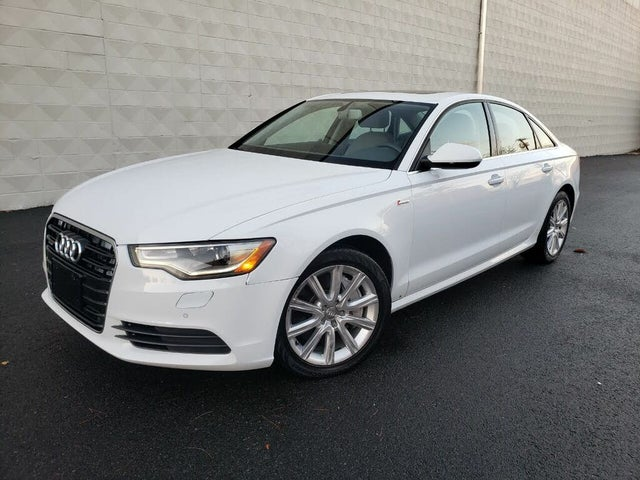 2015 Audi A6 3.0T quattro Premium Plus Sedan AWD