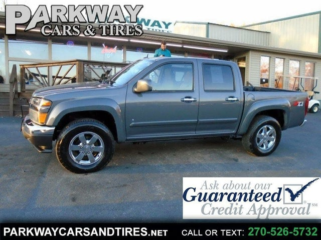 2009 Chevrolet Colorado 2LT Crew Cab 4WD