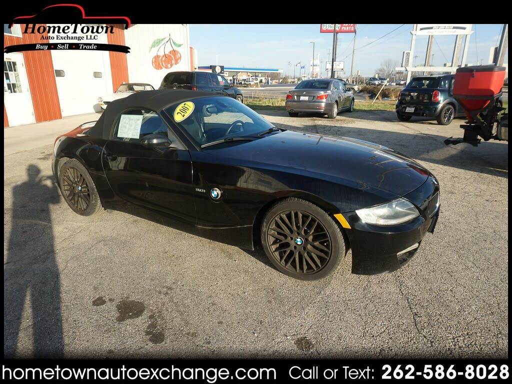 Used 2008 Bmw Z4 For Sale Right Now Cargurus