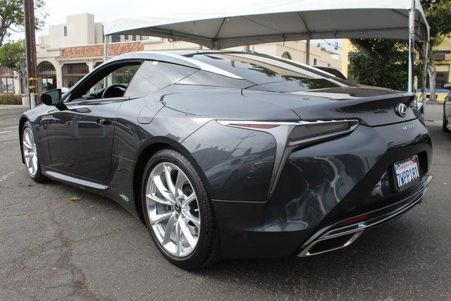 2018 Lexus LC Hybrid 500h RWD