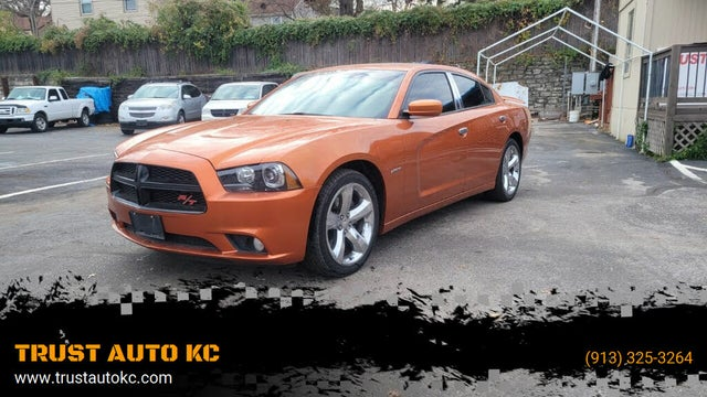 2011 Dodge Charger R/T Road & Track RWD