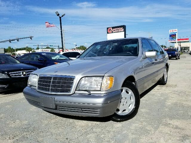 Used 1997 Mercedes Benz S Class For Sale Online Cargurus