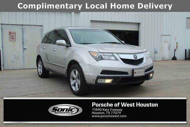 2010 Acura MDX SH-AWD with Technology Package