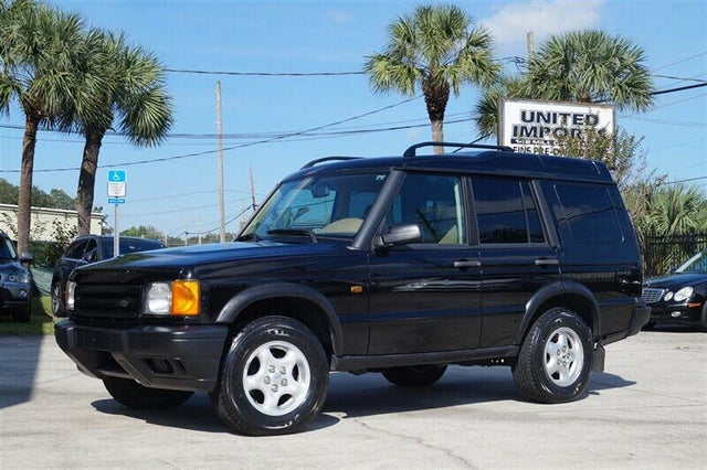 2001 Land Rover Discovery Series II 4 Dr SD AWD SUV