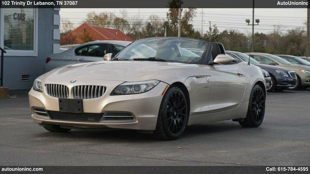 2011 BMW Z4 sDrive35i Roadster RWD