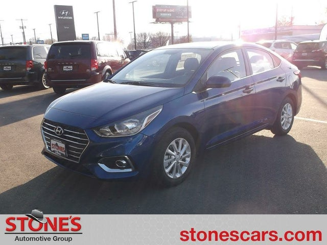 2019 Hyundai Accent SEL Sedan FWD