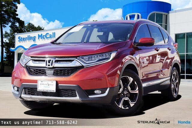 2018 Honda CR-V Touring FWD