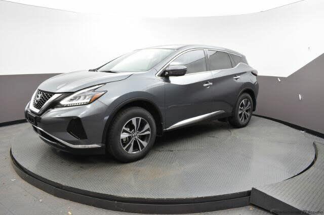 2020 Nissan Murano S FWD