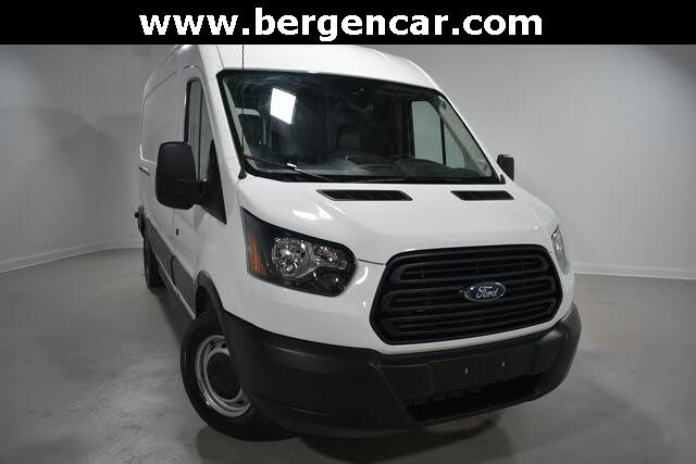 2019 Ford Transit Cargo 250 Medium Roof LWB RWD with Sliding Passenger-Side Door