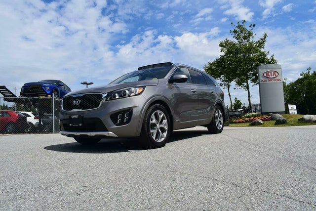 2018 Kia Sorento SX Turbo AWD