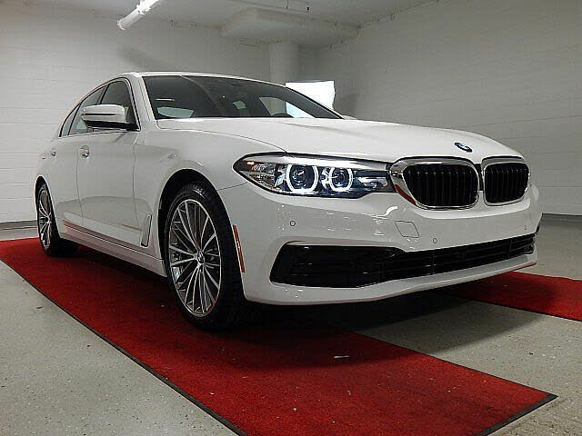 2019 BMW 5 Series 530i xDrive Sedan AWD