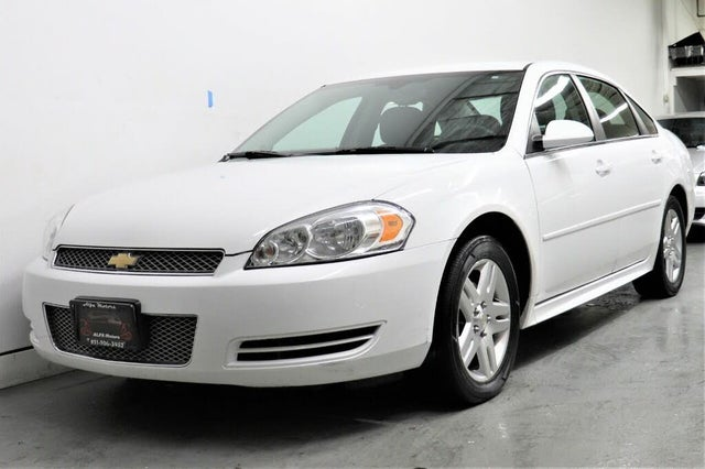 Used 2016 Chevrolet Impala Limited For Sale Online Cargurus